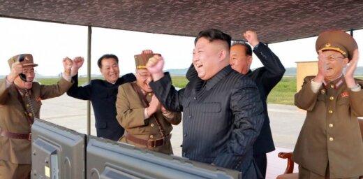 КНДР грозит испытанием водородной бомбы в Тихом океане
