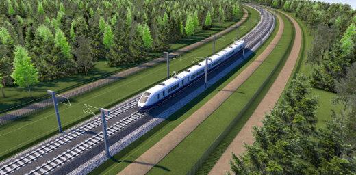 """Еврокомиссия считает """"Rail Balticа"""" уникальным шансом для стран Балтии"""