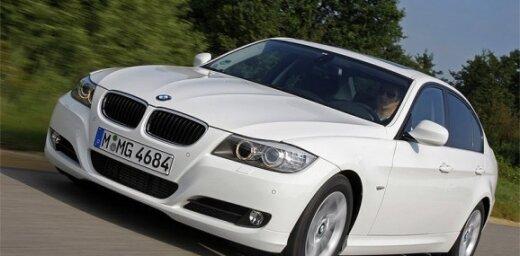 'BMW' izgatavojis visekonomiskāko 3.sērijas modifikāciju