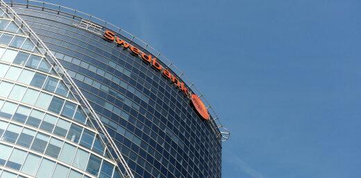 Pelnošāko Latvijas banku topa augšgalā - 'Swedbank'