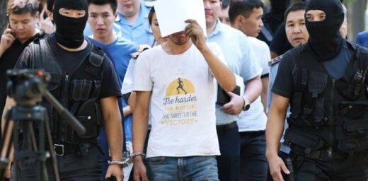 Aizturēti abi kazahu olimpiskā daiļslidotāja Denisa Tena noslepkavotāji