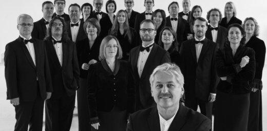 Latvijas Radio koris simtgades ietvaros uzstāsies Trento filharmonijā un festivālā Montekarlo