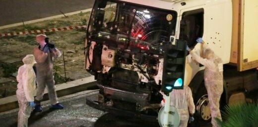 Теракт в Ницце — грузовик врезался в толпу людей. Только факты