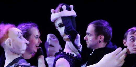 Leļļu teātra izrāde 'Zelta zirgs' saņēmusi 'Grand Prix' Polijas festivālā