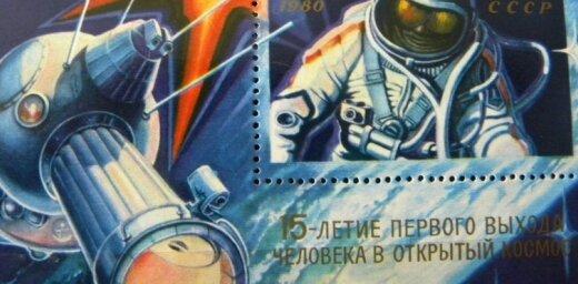 Lasītājs: Šodien pirms 52 gadiem Gagarins pirmo reizi lidoja kosmosā