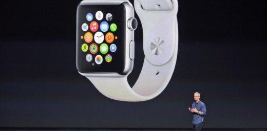 Apple представила новые модели iPhone и часы Watch