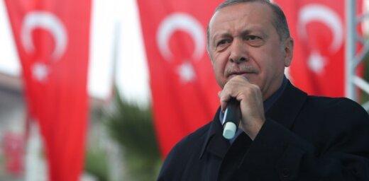 Erdogans otrdien sola atklāt svarīgu informāciju par Hašogi slepkavību