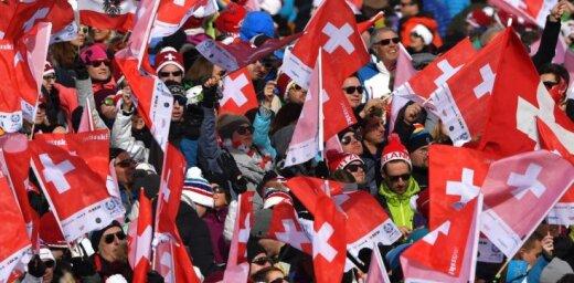 Швейцарские болельщики ехали на футбол в Ростов-на-Дону и заехали в Донбасс
