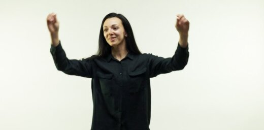 Siguldā varēs noskatīties laikmetīgās dejas izrādi 'I Am a Really Shy Person'