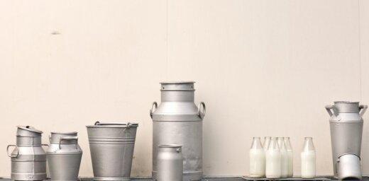 Latvijā vidējā piena iepirkuma cena arvien vairāk atpaliek no ES vidēja līmeņa