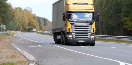 Латвия и Россия обменяются дополнительными 3000 разрешениями для автоперевозчиков