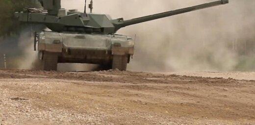 """Британия представила прототип танка """"Черная ночь""""— конкурента """"Арматы"""""""