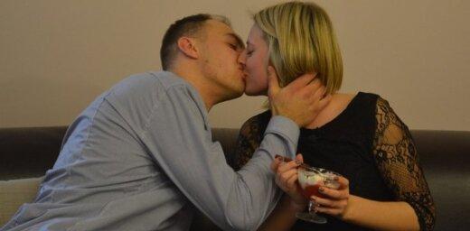 TV3 krāpnieku šovā precētos vīrus pavedina draiska koju meitene