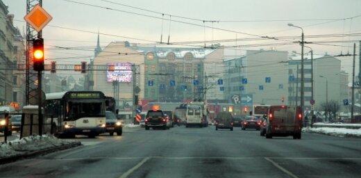 Ierobežos satiksmi 'Staro Rīga' skrējiena laikā