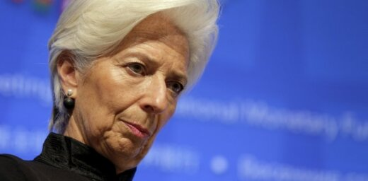 МВФ: вызывают беспокойство предвыборные заявления о выходе Франции из еврозоны