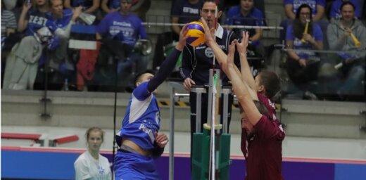 Latvijas volejbola izlase uzzinājusi pretiniekus EČ kvalifikācijā