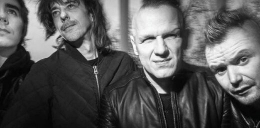 Noklausies! 'Dzelzs vilks' publicē jaunu singlu 'Bīstami vārdi'