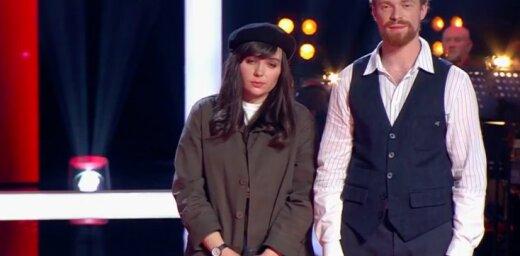 Video: Rīdzinieku Sašu izslēdz no Krievijas šova 'Golos'