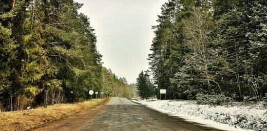 Foto: Ziema negribīgi piekāpjas pavasarim