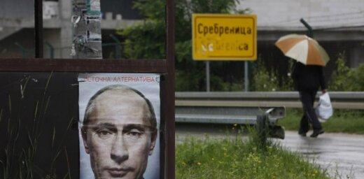 Bosnijas serbu likumdevēji rezolūcijā noraida valsts dalību NATO
