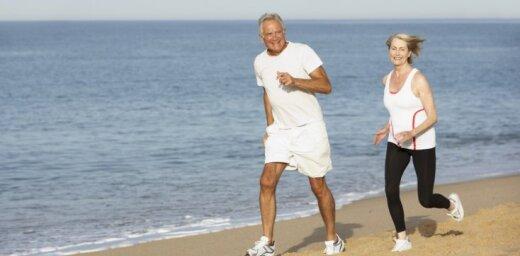 Исследование: регулярный бег не спасет от проблем с сердцем