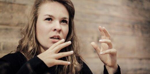'Spēlmaņu nakts' nominante Zanda Mankopa: Grūtās un mokošās lomas ir vislabākās