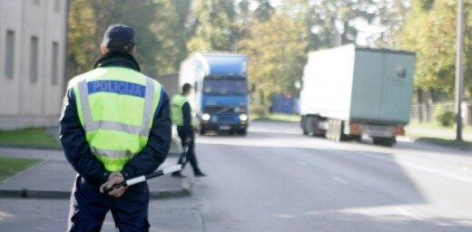 В ходе рейда полицейские констатировали дефекты у 11% автомобилей