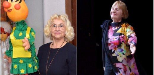 Latvijas Teātra Zelta fondā uzņems Solveigu Raju un Silviju Biteri