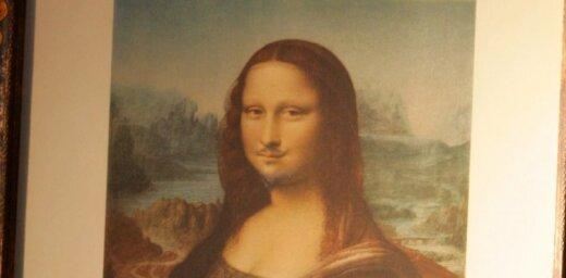 Marsela Dišāna ūsainā 'Mona Liza' pārdota par 750 tūkstošiem dolāru