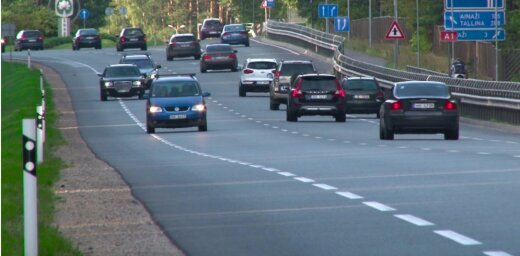 Ceturtdien ceļu satiksmes negadījumos cietuši 19 cilvēki