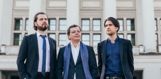Izskanēs Latvijas simtgadei veltīts koncerts 'Trīs Osokini operā: Jaunā programma'