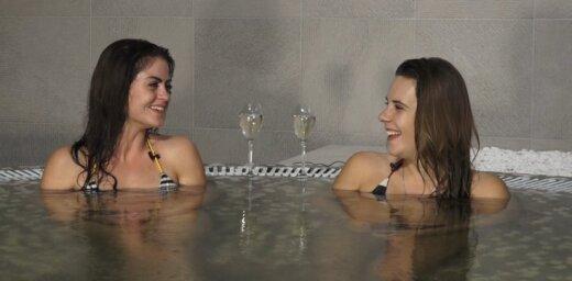 Латвийское телешоу знакомств впервые покажет свидание двух девушек