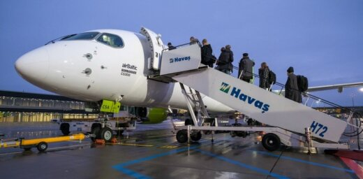 У airBaltic существенно упала прибыль