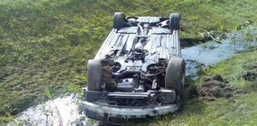 В Латгалии автомобиль насмерть сбил пешехода