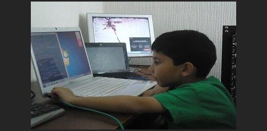 Пятилетний мальчик стал самым молодым IT-специалистом Microsoft