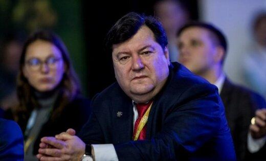 Депутату Европарламента от Литвы запретили въезд в Россию