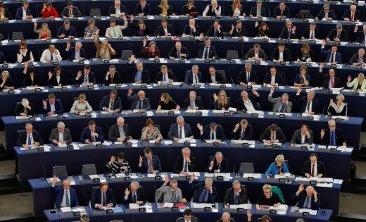 'Delfi' no Strasbūras – piedāvā uz laiku samazināt EP deputātu skaitu