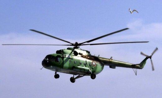 В Томской области при жесткой посадке разбился вертолет: пилоты погибли