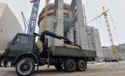 Astravjecas atomelektrostacijā varētu ierīkot četrus reaktorus
