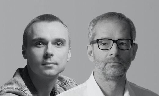 Delfi TV с Янисом Домбурсом: в студии певец Донс