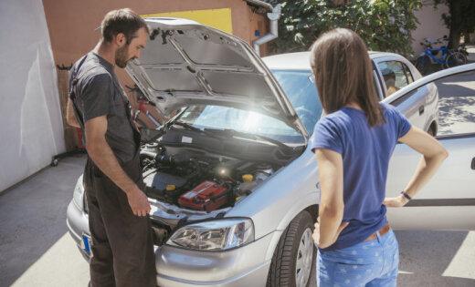 Svarīgākie auto sakopšanas darbi, kas jāizdara pirms vasaras iestāšanās