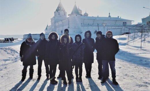 Рижский театр Stadia покорил российскую Кострому