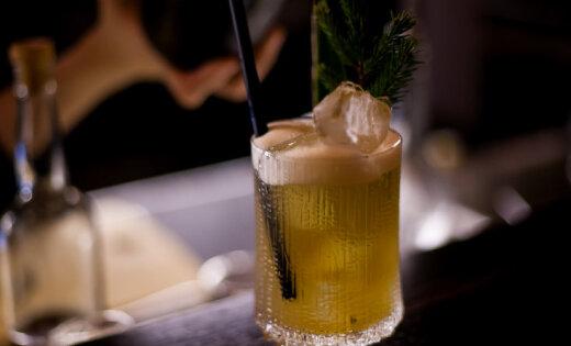 Reibinoši kokteiļi dzirkstošām Jaunā gada svinībām