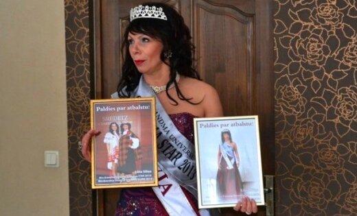 Pasaules vecmāmiņu skaistumkonkursā - limbažniecei divi tituli
