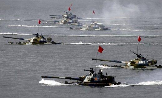 ВКитайской народной республике разработали самый быстрый вмире танк-амфибию