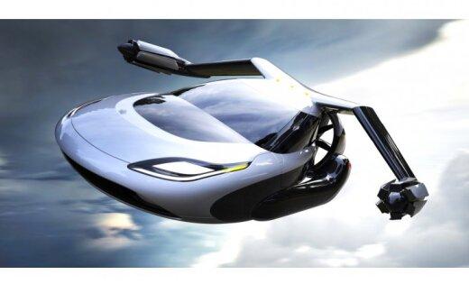 Lidojošajam automobilim 'Terrafugia' izstrādāts jauns dizains