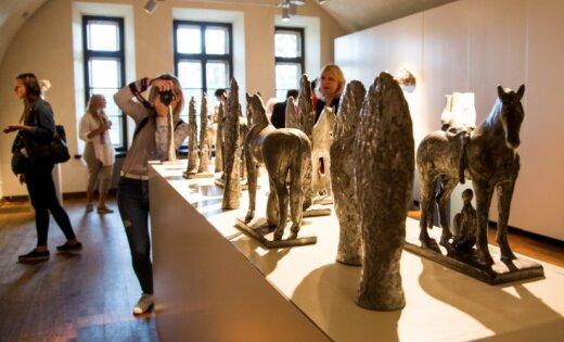 Paziņoti starptautiskā keramikas konkursa 'Martinsona balva' laureāti