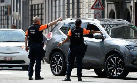 ВБельгии наулице убиты два полицейских ипрохожий