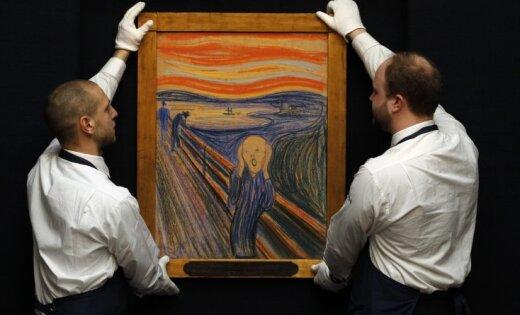 Ņujorkā izstādīs pasaulē dārgāko mākslas darbu