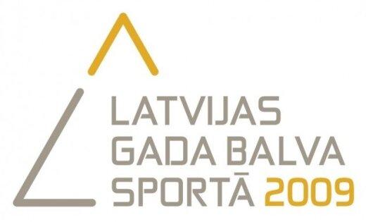 Notiks 'Latvijas Gada balvas sportā 2009' pasniegšanas ceremonija